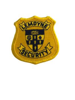 LEMOYNE SECURITY POLICE PATCH
