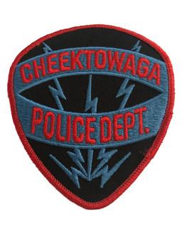 CHEEKTOWAGA NY POLICE PATCH