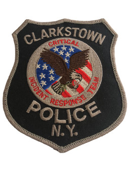 CLARKSTOWN NY POLICE RESPONSE TEAM  PATCH