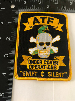 ATF SWIFT & SILENT PATCH