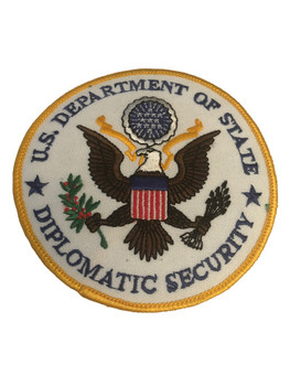 DEPT OF STATE DIPLOMATIC SECURITY PATCH