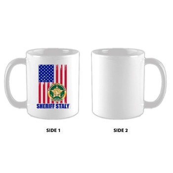 FDSA 15oz PERSONALIZED WHITE MUG