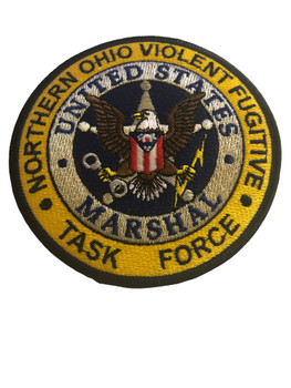 U.S. MARSHALS SERVICE NORTHERN OHIO  FUGITIVE PATCH