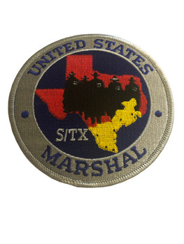 U.S. MARSHALS SERVICE SOUTHERN TEXAS PATCH