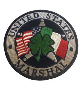 U.S. MARSHALS SERVICE IRISH FLAG PATCH