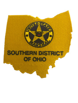 U.S. MARSHALS SERVICE SOUTHERN DISTRICT OF OHIO PATCH