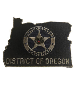 U.S. MARSHALS SERVICE DISTRICT OF OREGON PATCH