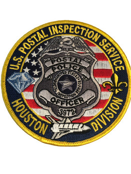 US POSTAL INSPECTION SERVICE HOUSTON PATCH