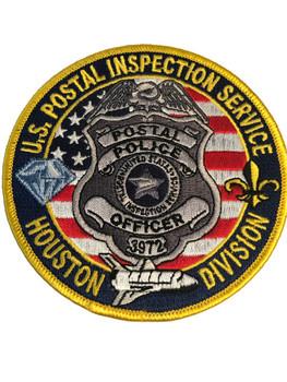 US POSTAL INSPECTION SERVICE HOUSTON PATCH