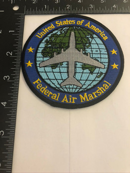 FEDERAL AIR MARSHAL PATCH