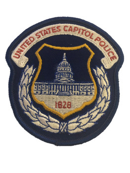 U.S. CAPITOL POLICE PATCH