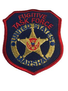 U.S. MARSHALS SERVICE FUGUTIVE TASK FORCE PATCH