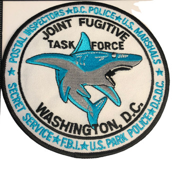 FEDERAL JOINT FUGITIVE TASK FORCE PATCH
