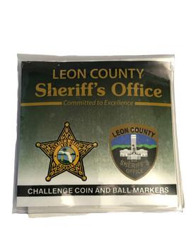 LEON CTY FL SHERIFF COIN