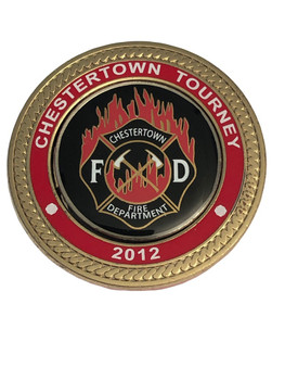 CHESTERTOWN FIRE DEPT. COIN