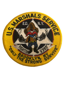 U.S. MARSHALS SERVICE BROOKLYN PATCH