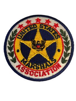U.S. MARSHALS SERVICE ASSOCIATION PATCH SM