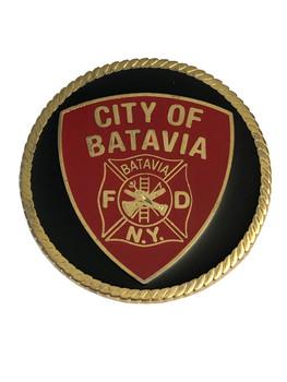 BATAVIA NY FIRE DEPT. COIN