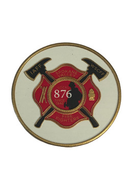 SPOKANE FIRE COIN