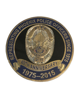PHOENIX AZ LAW ENFORCEMENT ASSOC  COIN