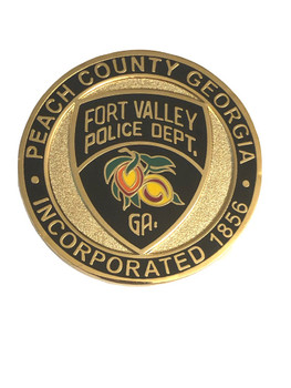 FORT VALLEY GA POLICE COIN