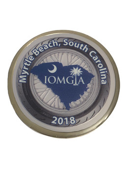 INT'L OUTLAW MOTORCYCLE GANG INVESTIGATORS ASSN. COIN