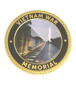 VIETNAM WAR MEMORIAL COIN