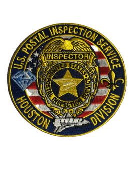 U.S. POSTAL INSPECTION SERVICE HOUSTON PATCH