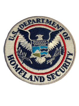 HOMELAND SECURITY PATCH