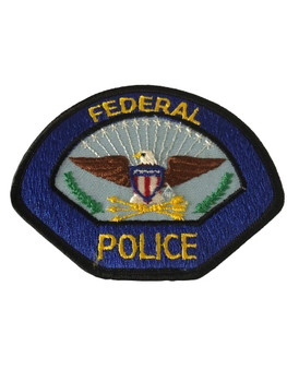 FEDERAL POLICE PATCH