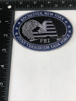 FBI ROCHESTER POLICE PATCH