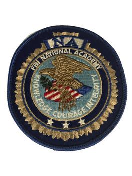 FBINA ACADEMY POLICE PATCH