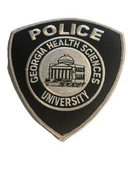 GEORGIA HEALTH SCIENCES UNIV  GA POLICE PATCH