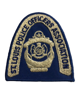 ST. LOUIS POLICE OFFICERS ASSOC. PATCH
