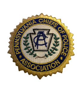 PENNSYLVANIA CHIEFS OF POLICE ASSOCIATION PATCH