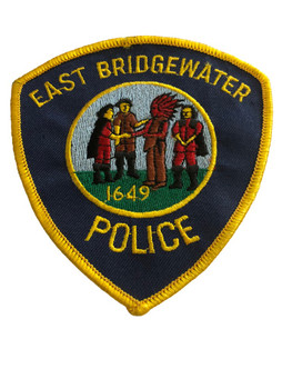 EAST BRIDGEWATER POLICE PATCH