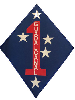 GUADALCANAL MILITARY HUGE PATCH