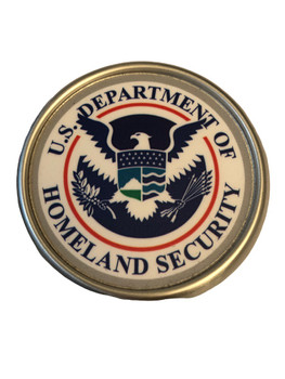 HOMELAND COASTER PAPERWEIGHT