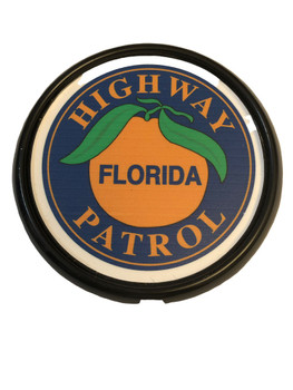 FHP TROOPER PATCH COASTER PAPERWEIGHT