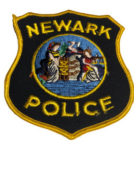 NEWARK NJ POLICE PATCH FREE SHIPPING!