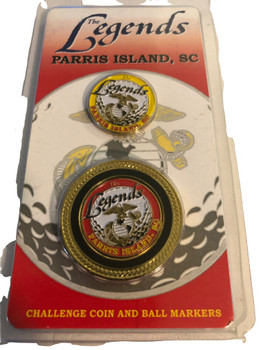 THE LEGENDS BALL MARKER COIN FREE SHIPPING!