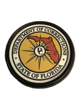 FLORIDA DEPARTMENT OF CORRECTIONS PAPERWEIGHT