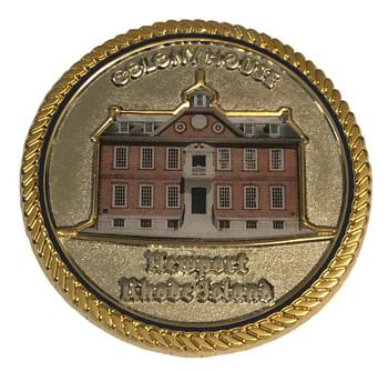 NEWPORT RHODE ISLAND COIN