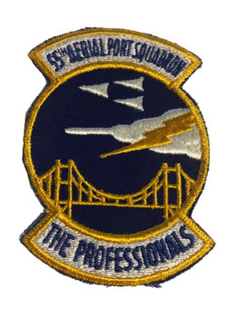 55TH AERIAL SQUADRON PATCH