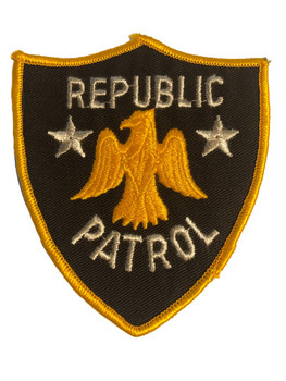 REPUBLIC PATROL PATCH