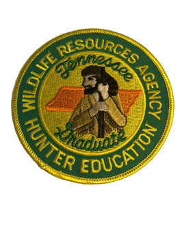 TENNESSEE HUNTER EDUCATION TN PATCH
