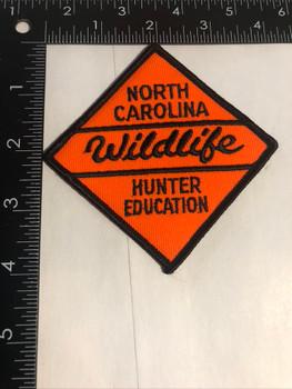 NORTH CAROLINA NC HUNTER EDUCATION PATCH