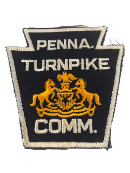 Pennsylvania Turnpike Commission Police Patch