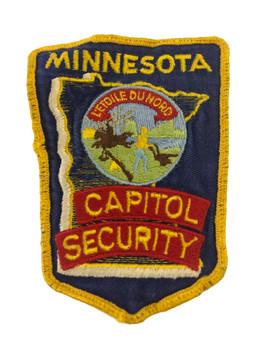 MINNESOTA MN CAPITOL SECURITY POLICE PATCH