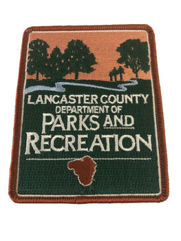 LANCASTER CTY PA PARKES & REC. PATCH